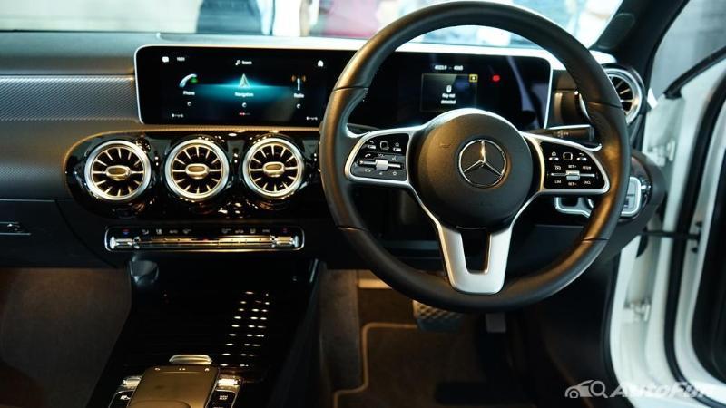 เมอร์เซเดส-เบนซ์ลั่นยังไม่แพ้ ส่ง 2021 Mercedes-Benz A-Class และ 2021 Mercedes-Benz GLA ชิงผู้นำรถหรูคืน 02
