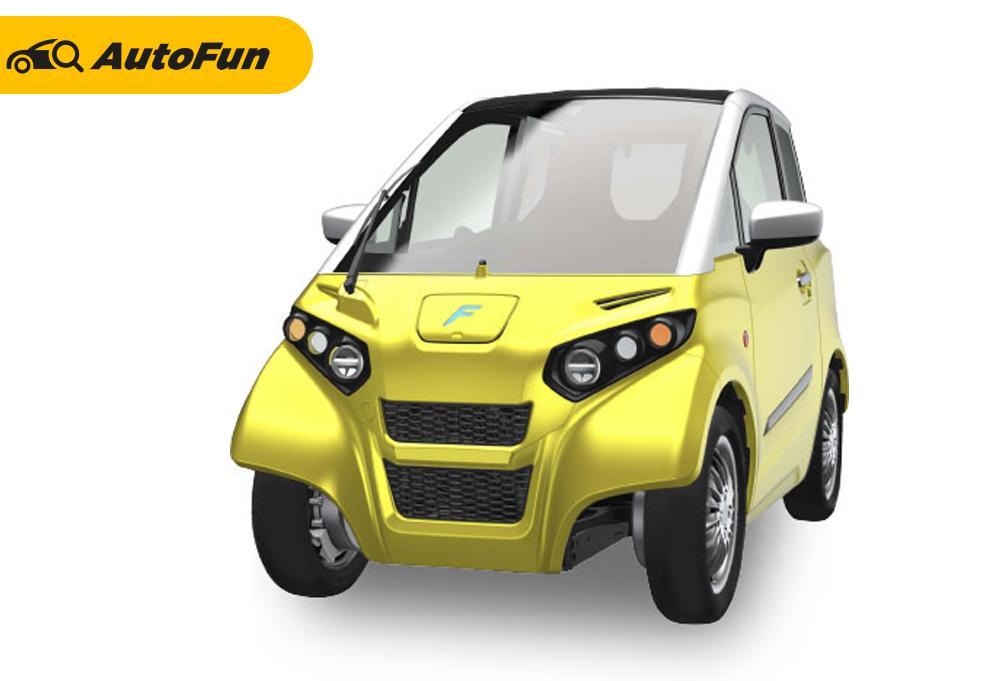 รีวิว 2019 Fomm One รถพลังงานไฟฟ้าไซส์กะทัดรัด เหมาะกับลูกค้ากลุ่มใด?  01