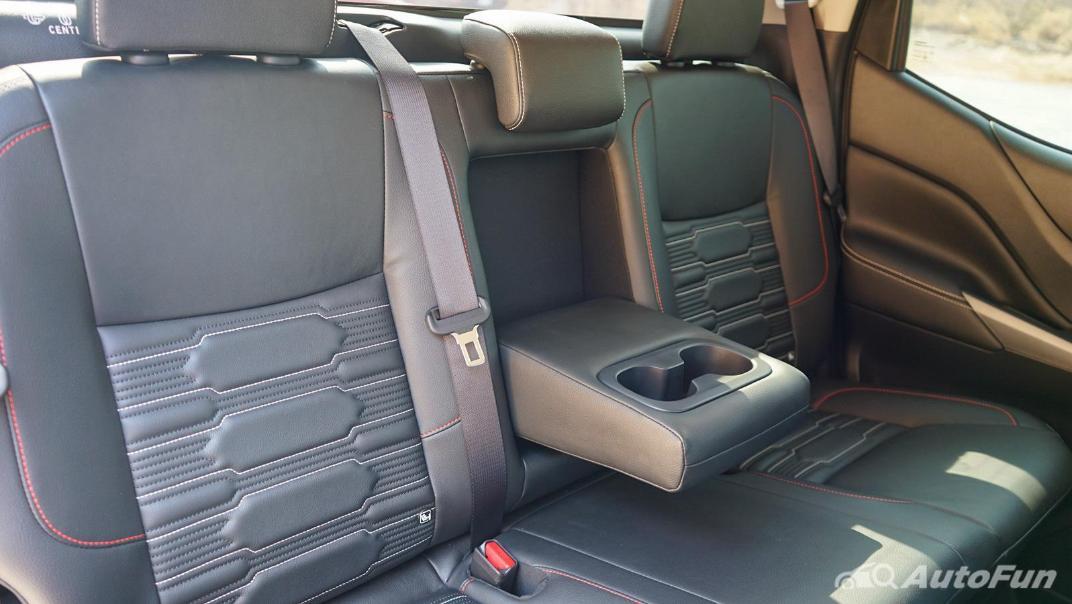 2021 Nissan Navara PRO-4X Interior 040