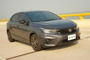 Test Drive : Honda City Hatchback ได้ลองแล้วจะเลิกเสียดาย Honda Jazz ตอบทุกข้อสงสัยที่นี่