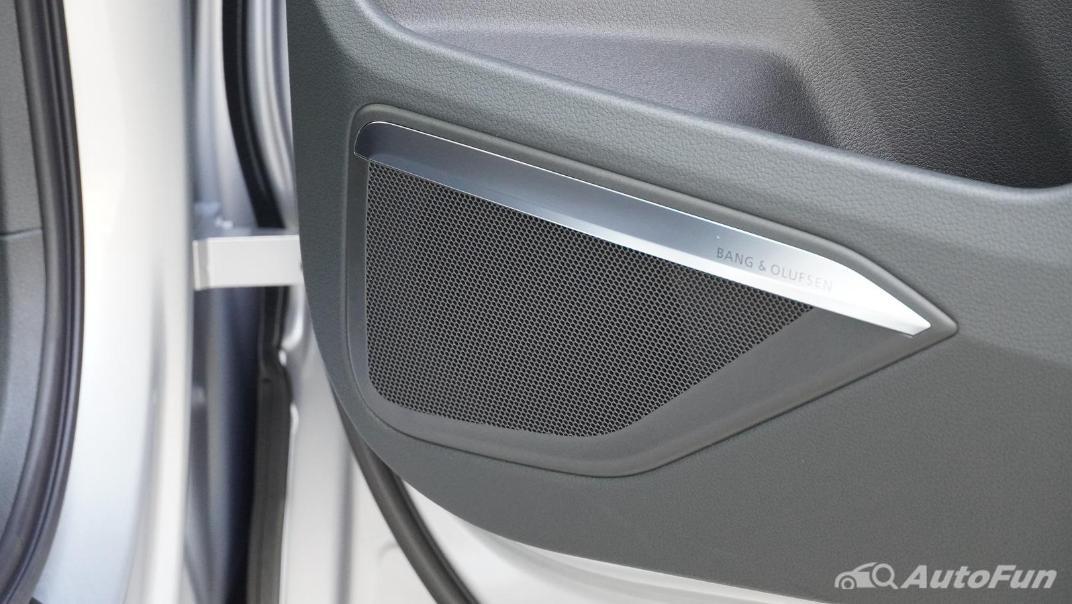 2020 Audi E Tron Sportback 55 quattro S line Interior 065