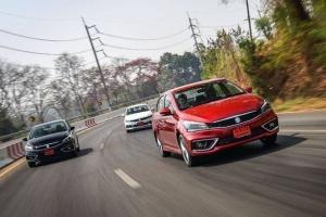 Review: All New Suzuki Ciaz ขับสบาย ประหยัด ออฟชั่นเต็ม ราคาสบายกระเป๋า