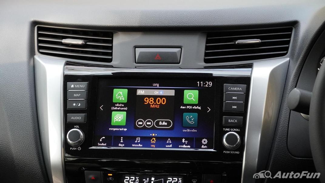2021 Nissan Navara Double Cab 2.3 4WD VL 7AT Interior 023