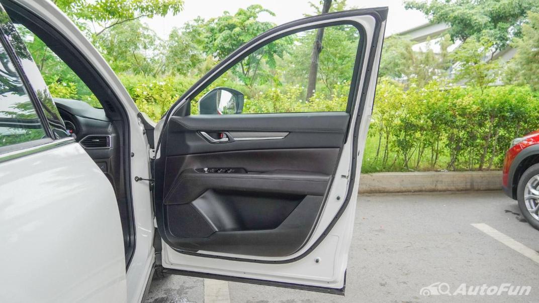 2020 2.5 Mazda CX-8 Skyactiv-G SP Interior 062