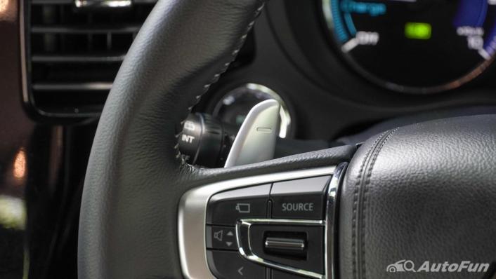 2021 Mitsubishi Outlander PHEV GT-Premium Interior 006