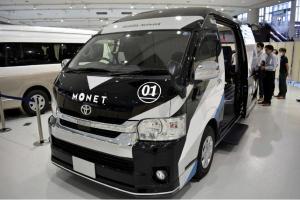 ต้าน Covid-19 ด้วยรถตู้ Toyota Hiace ดัดแปลงพิเศษ เจาะสเปคเทคโนโลยีล้ำสไตล์ญี่ปุ่น