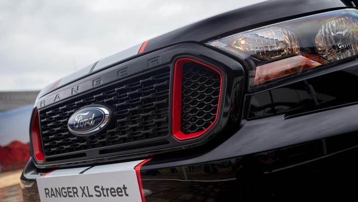2021 Ford Ranger XL Street Exterior 004