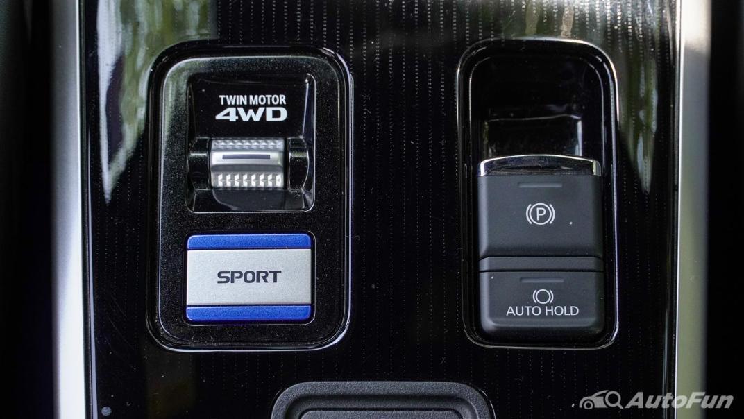 2021 Mitsubishi Outlander PHEV GT-Premium Interior 031