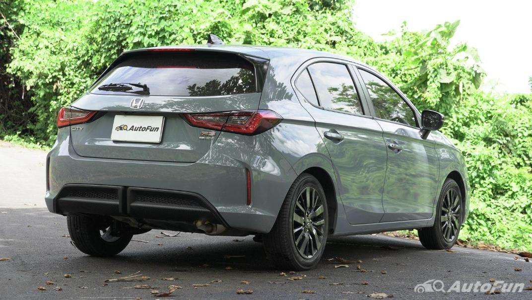 2021 Honda City Hatchback e:HEV RS Exterior 005