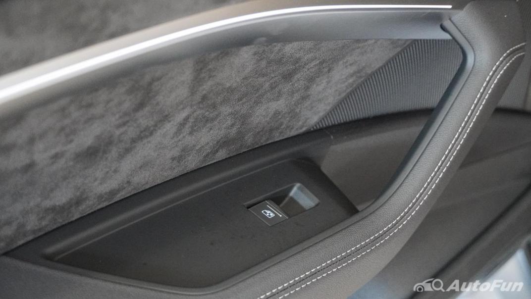 2020 Audi E Tron Sportback 55 quattro S line Interior 124