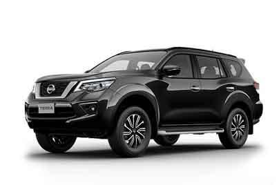 2020 2.3 Nissan Terra VL 4WD
