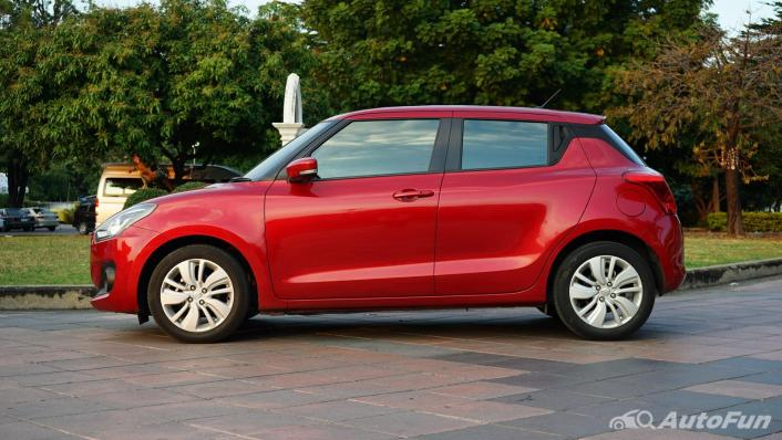 2020 Suzuki Swift 1.2 GL CVT Exterior 008