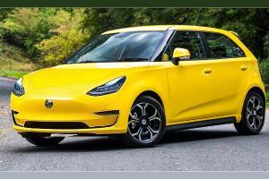 Rendered : MG3 EV รถไฟฟ้ายุคใหม่ เล็กน่ารัก เตรียมฟัดกับ ORA Good Cat คาดขายปีหน้า