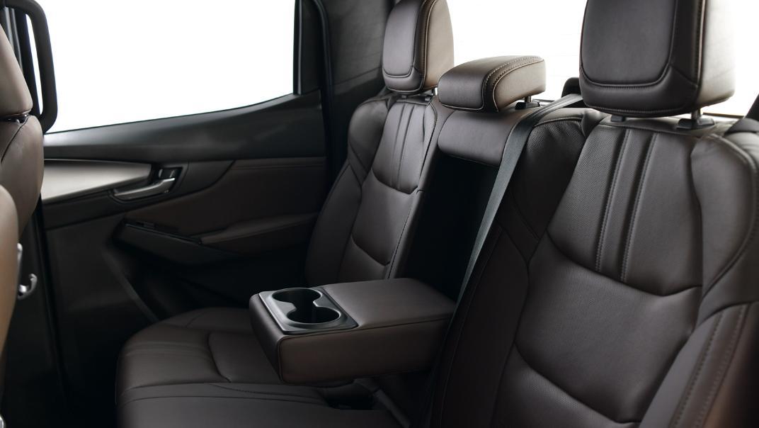 2021 Mazda BT-50 Double cab Upcoming Version Interior 012