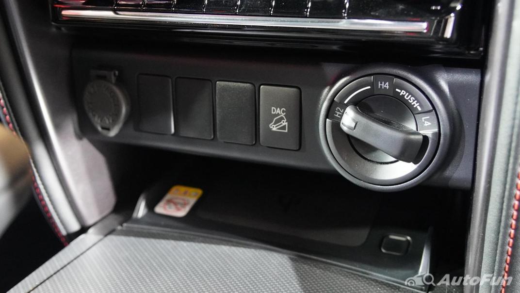 2021 Toyota Fortuner 2.8 GR Sport 4WD Interior 019