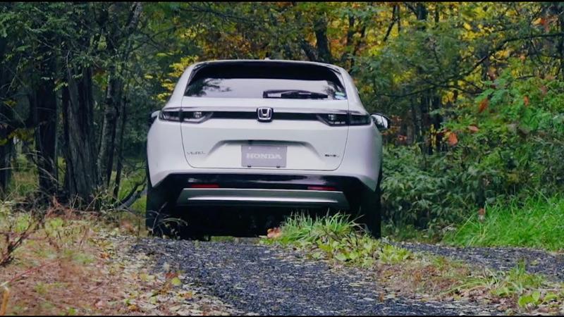 2021 Honda HR-V ใหม่โชว์สมรรถนะขับเคลื่อน 4 ล้อข่ม Subaru XV 02