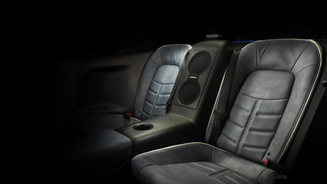 Nissan GT-R 2020 Interior 004