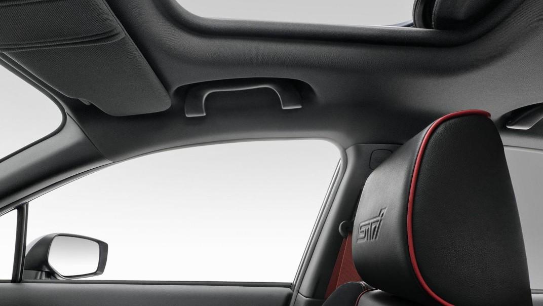 Subaru WRX-STI 2020 Interior 010