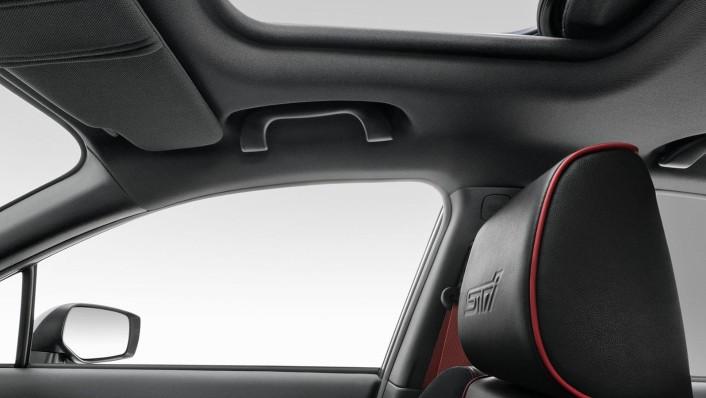 Subaru WRX-STI Public 2020 Interior 010