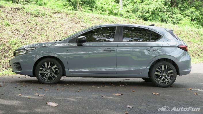 2021 Honda City Hatchback e:HEV RS Exterior 008