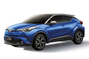 เผยโฉม 2021 Toyota C-HR ใหม่ เติมฟังก์ชั่น-เพิ่มคุ้มค่าน่าใช้กว่า Toyota Corolla Cross