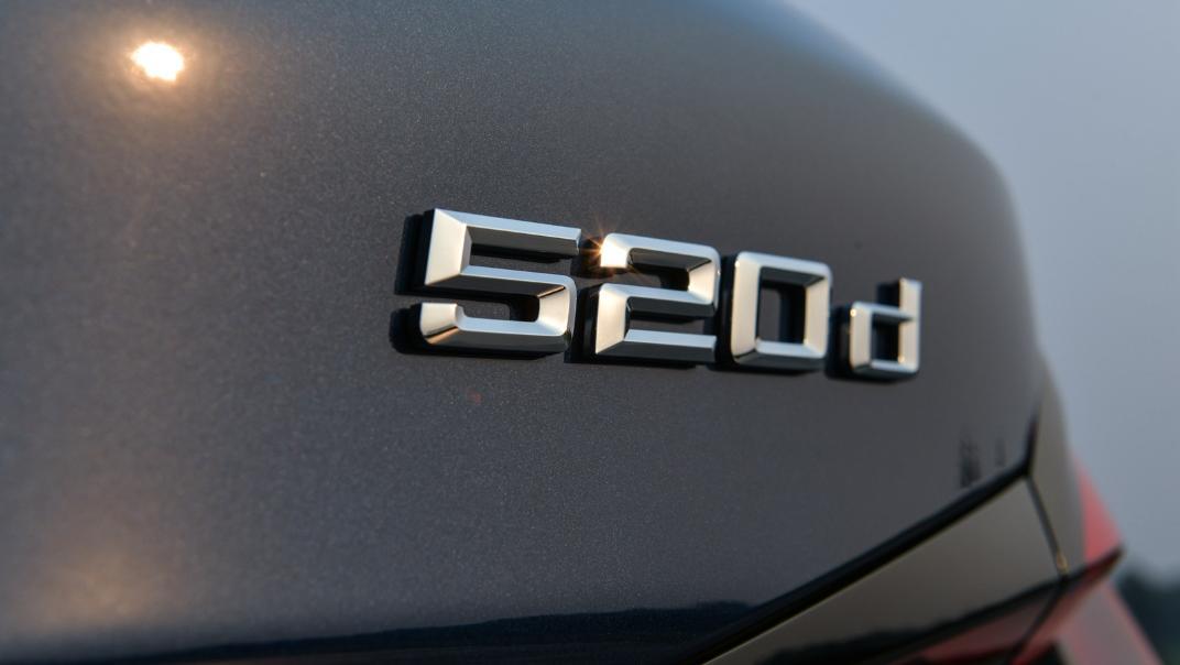 2021 BMW 5 Series Sedan 520d M Sport Exterior 036