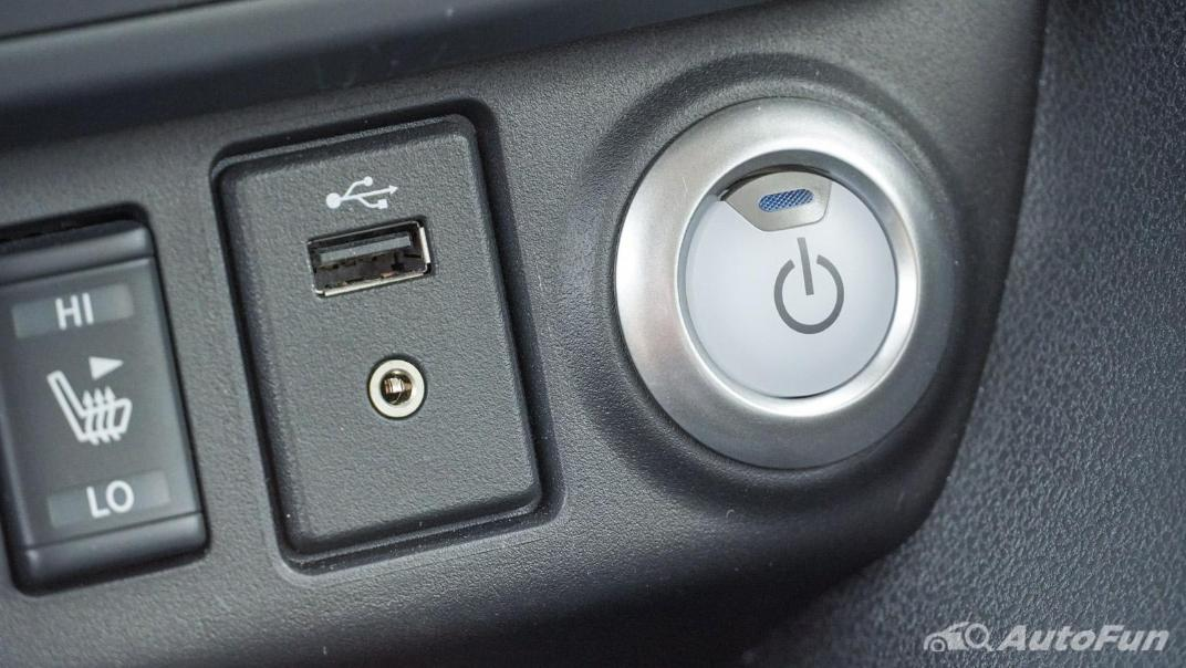 2020 Nissan Leaf Electric Interior 022