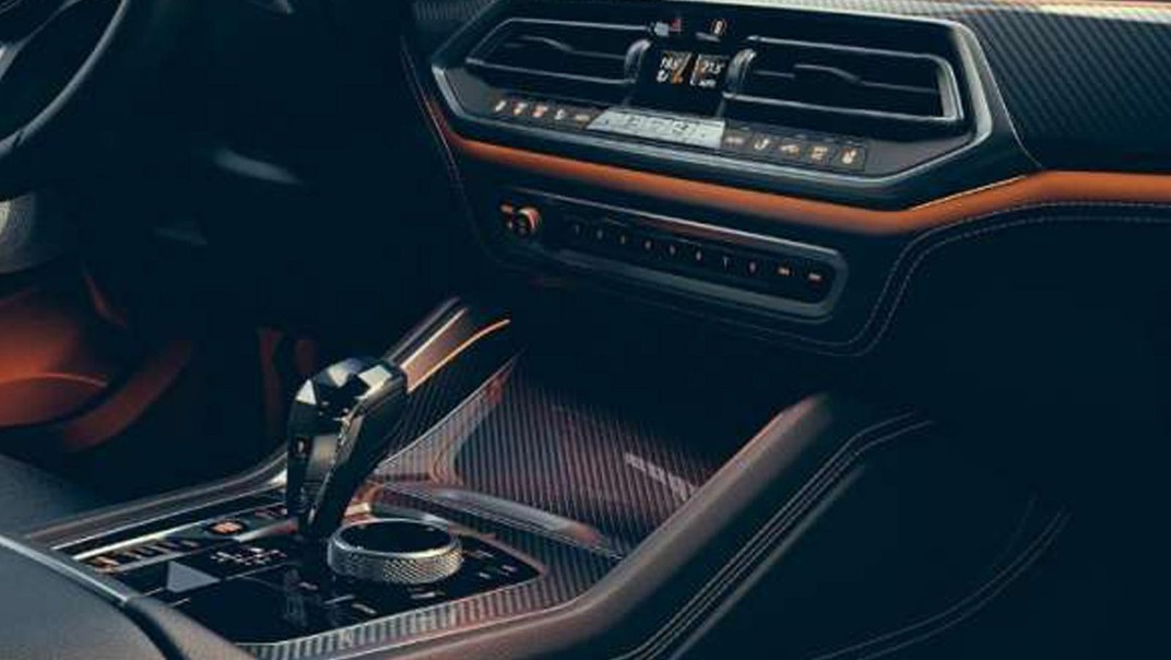 BMW X6 2020 Interior 003