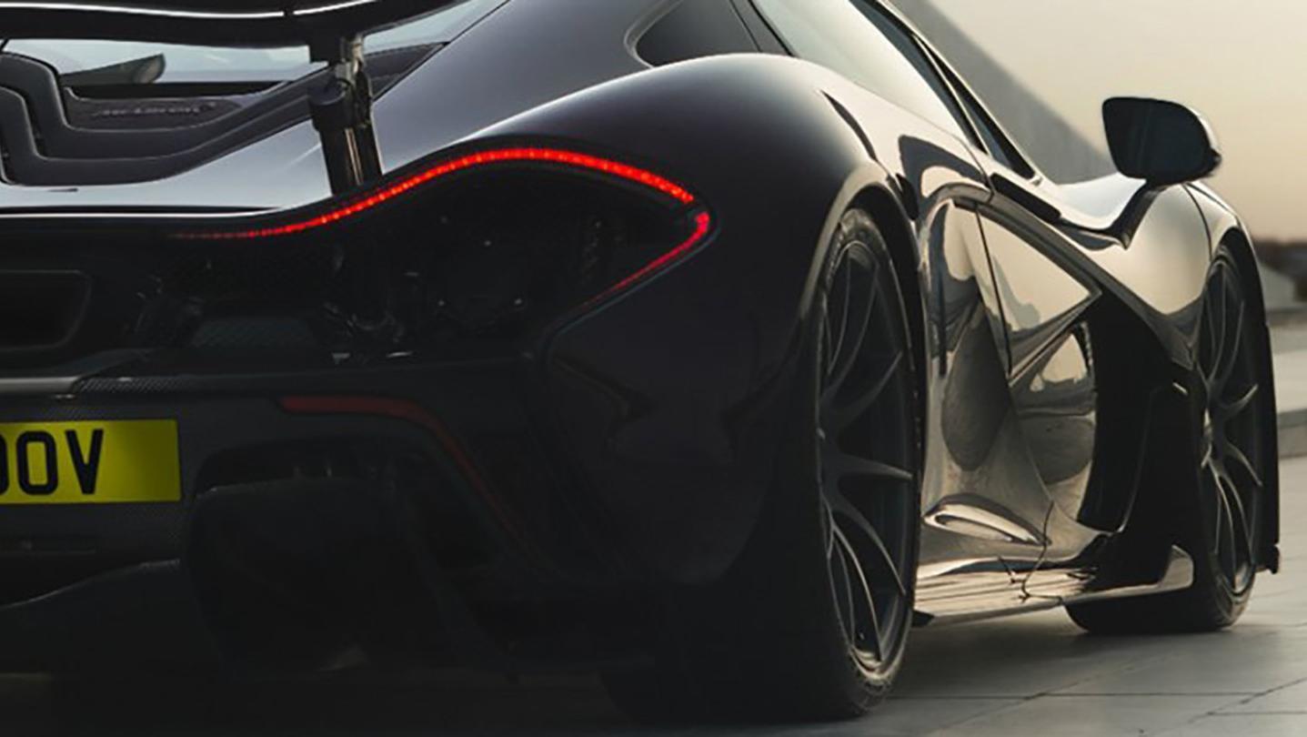 McLaren P1 2020 Exterior 005
