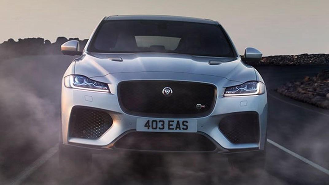 Jaguar F-Pace 2020 Exterior 004