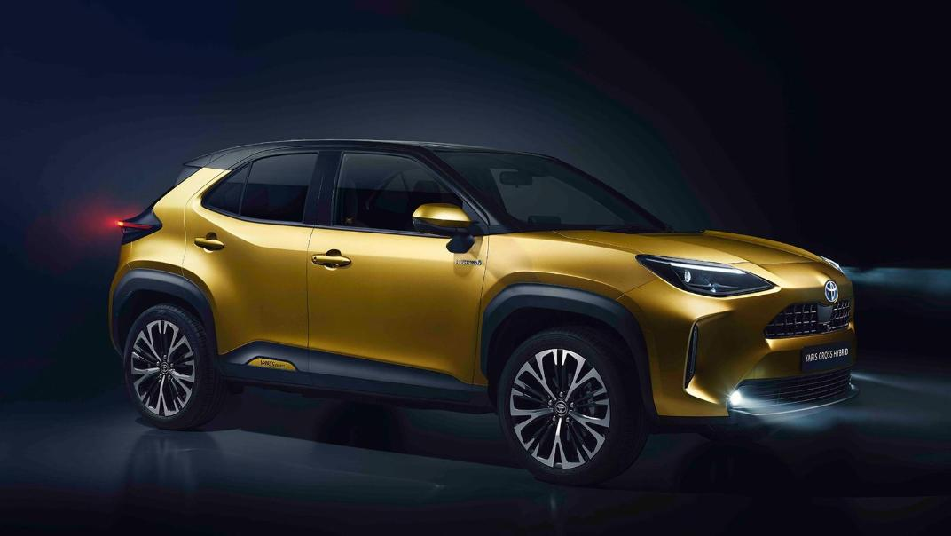 2020 Toyota Yaris Cross International Version Exterior 017