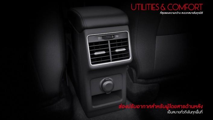 Suzuki Ciaz 2020 Interior 007