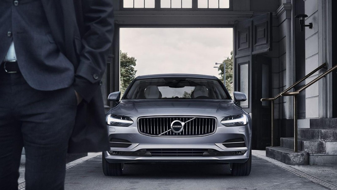 Volvo S90 2020 Exterior 006
