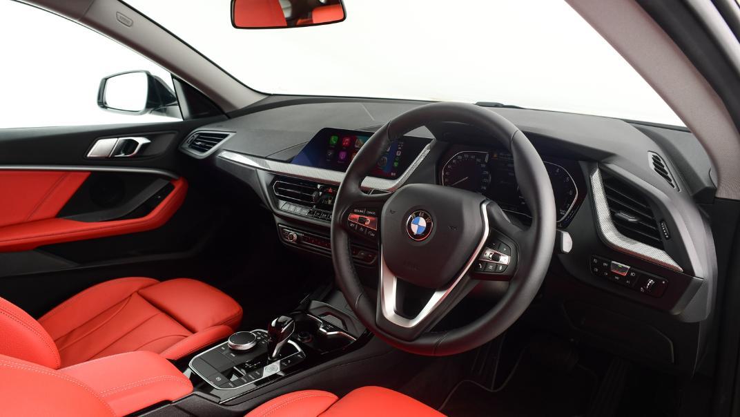 2021 BMW 2 Series Gran Coupe 220i Sport Interior 001