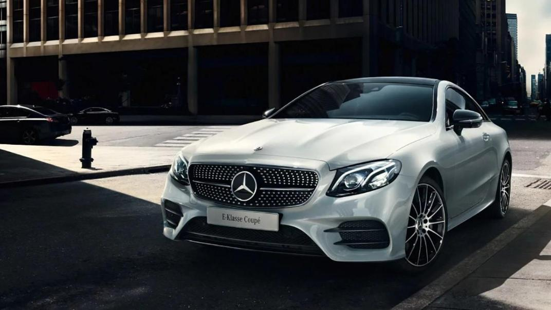Mercedes-Benz E-Class Coupe 2020 Exterior 004