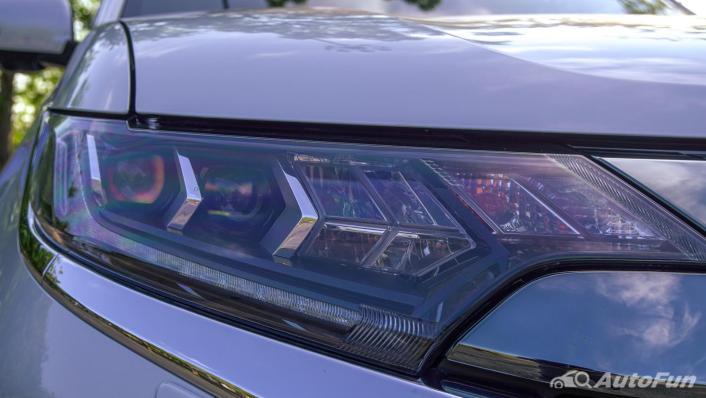 2021 Mitsubishi Outlander PHEV GT-Premium Exterior 009