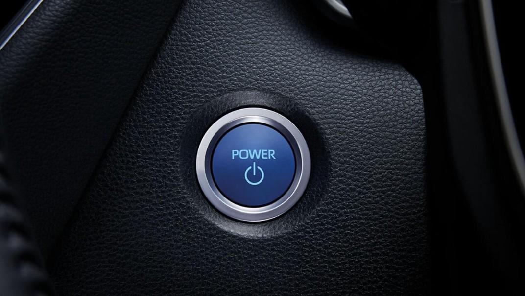 Toyota Corolla-Altis 2020 Interior 006