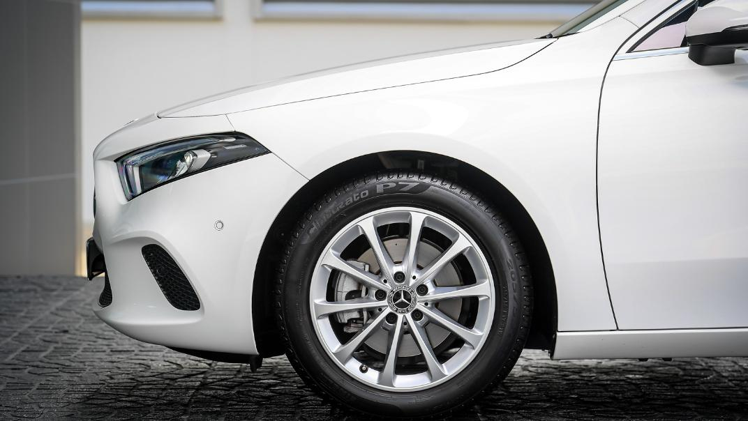2021 Mercedes-Benz A-Class A 200 Progressive Exterior 025