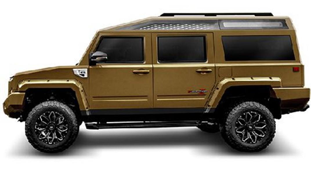 Thairung TR Transformer II 11 Seater 2020 Exterior 010