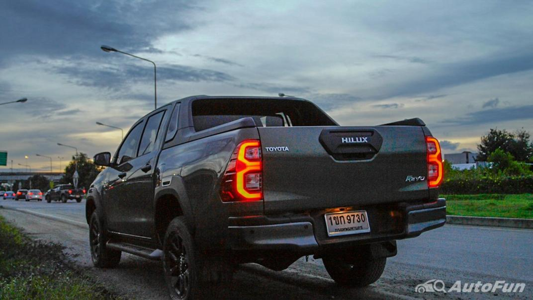 2020 Toyota Hilux Revo Double Cab 4x4 2.8High AT Exterior 023