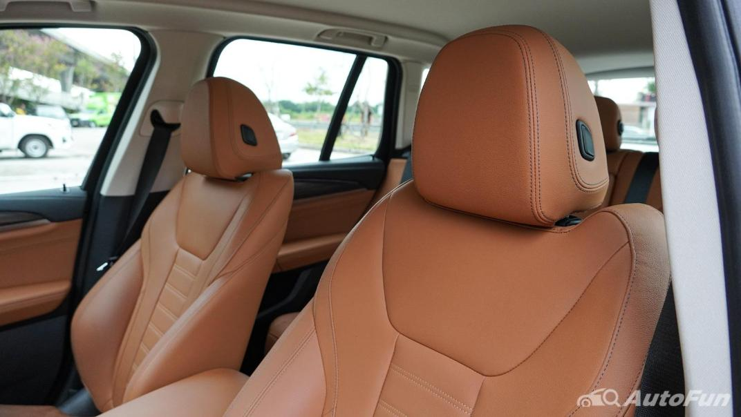 2020 2.0 BMW X3 xDrive20d M Sport Interior 051