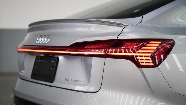 2020 Audi E Tron Sportback 55 quattro S line Exterior 005