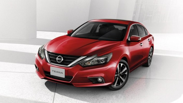 Nissan Teana 2020 Exterior 001