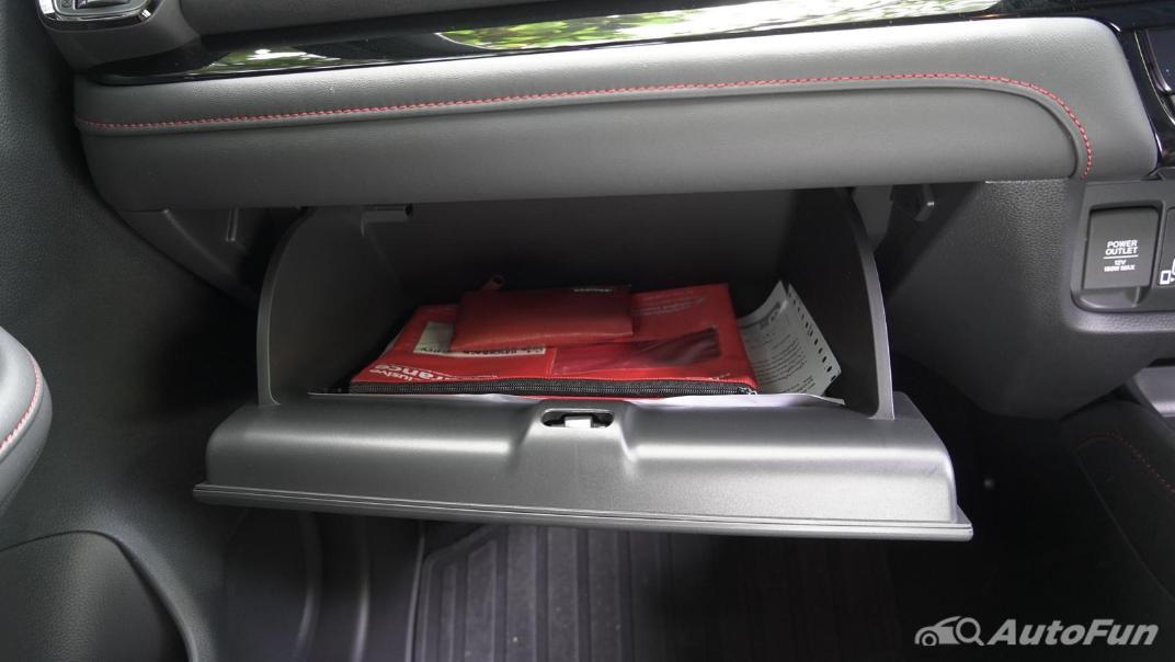 2021 Honda City Hatchback e:HEV RS Interior 020