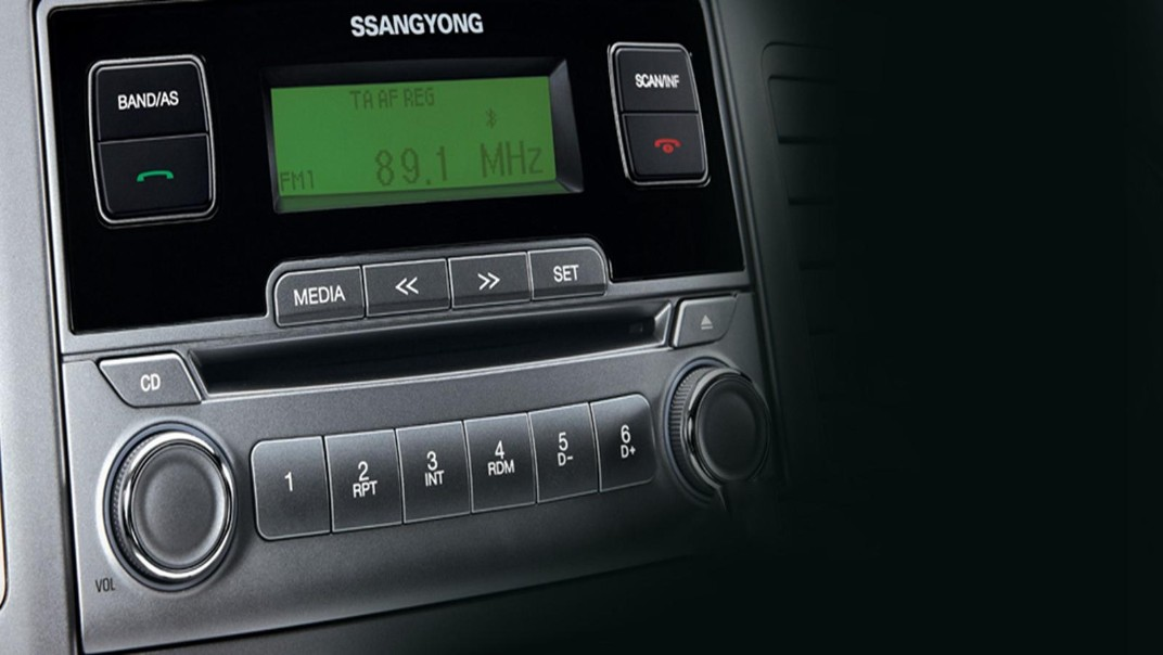 Ssangyong Stavic 2020 Interior 008