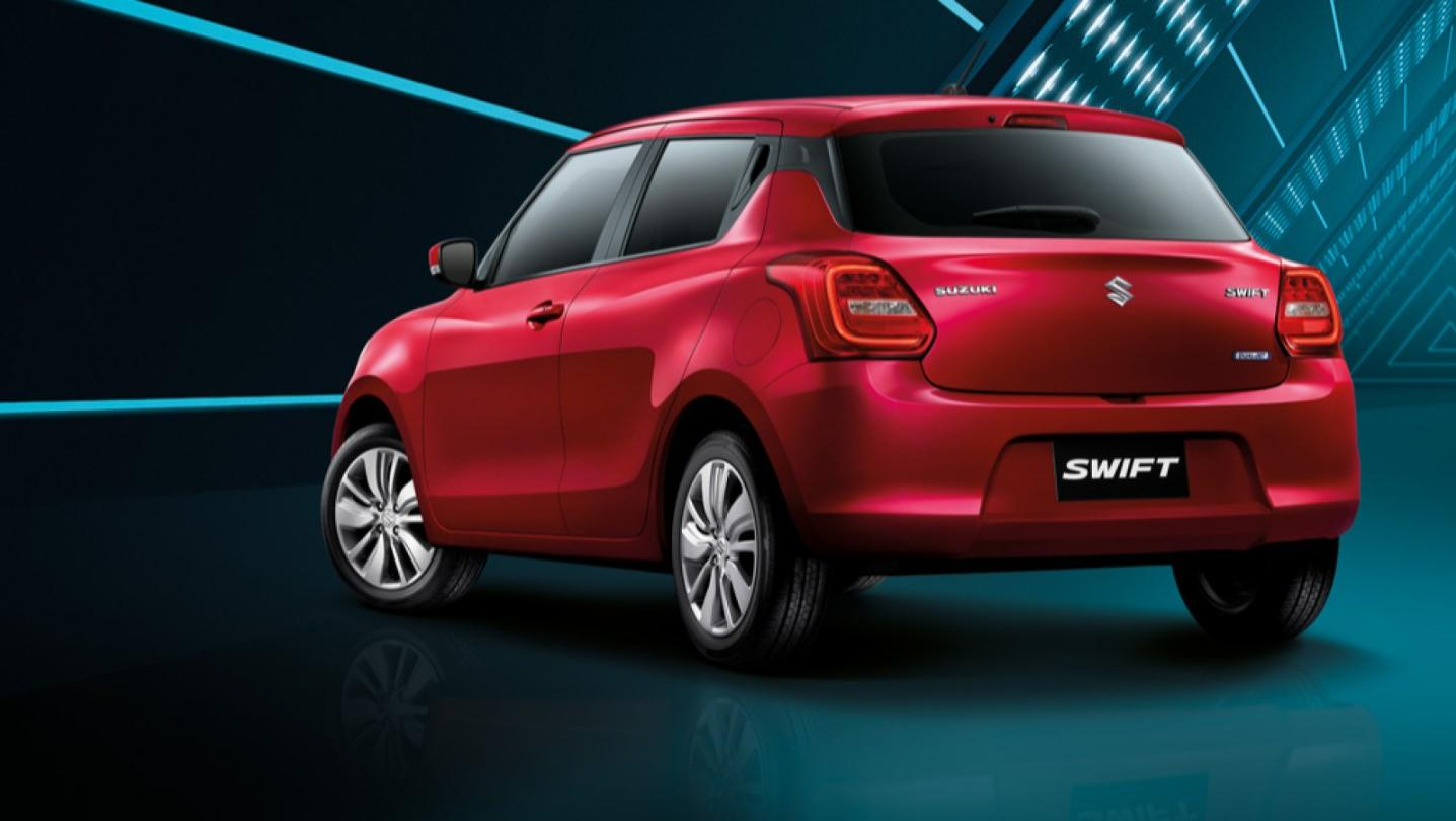 Suzuki Swift 2020 Exterior 010