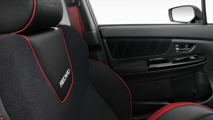 Subaru WRX-STI Public 2020 Interior 009