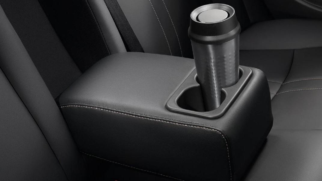 Mitsubishi Attrage 2020 Interior 009