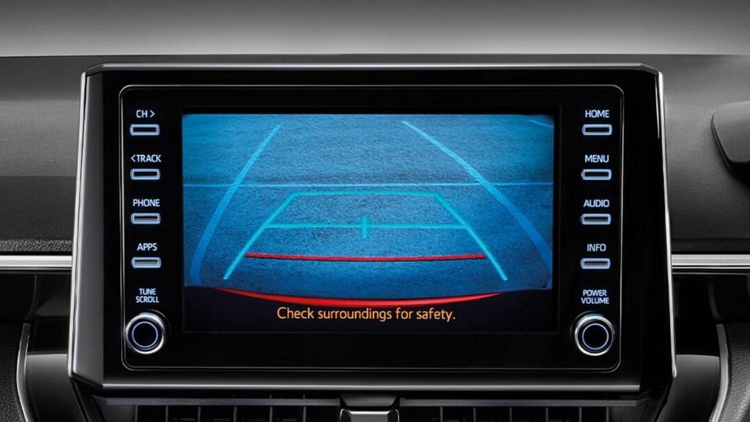 Toyota Corolla-Altis 2020 Interior 008
