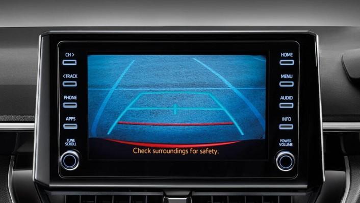 Toyota Corolla-Altis Public 2020 Interior 008